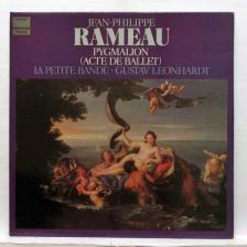 RAMEAU - PYGMALION CD GUSTAV LEONHARDT
