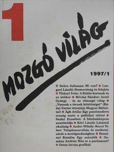 Ágh Attila - Mozgó Világ 1997. január [antikvár]