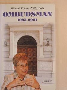 Gönczöl Katalin - Ombudsman [antikvár]