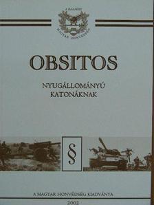 Galló István - Obsitos [antikvár]
