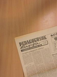 Bajor Nagy Ernő - Pedagógusok Lapja 1982. (nem teljes évfolyam) [antikvár]