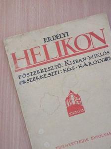 Asztalos István - Erdélyi Helikon 1939. augusztus-szeptember [antikvár]