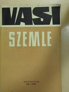 Békefi Antal - Vasi Szemle 1965/1. [antikvár]