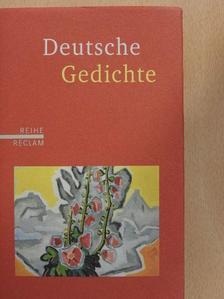 Georg Herwegh - Deutsche Gedichte [antikvár]