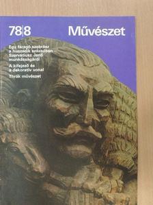 Almássy Mariann - Művészet 1978. augusztus [antikvár]