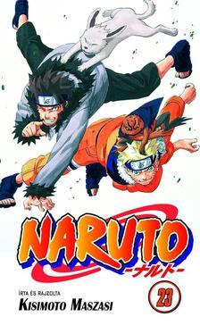 Kisimoto Maszasi - Naruto 23. - Három kívánság!!