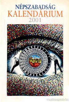 Népszabadság kalendárium 2001 [antikvár]