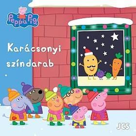 Peppa malac - Karácsonyi színdarab