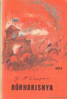 J. F. Cooper - Bőrharisnya [antikvár]
