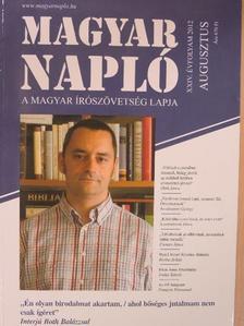 Balaskó Ákos - Magyar Napló 2012. augusztus [antikvár]