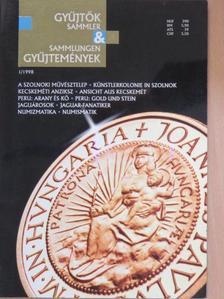 Beke Zsófia - Gyűjtők és gyűjtemények 1998/1. [antikvár]
