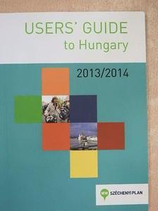 Cseke Bettina - User's Guide to Hungary 2013/2014 [antikvár]