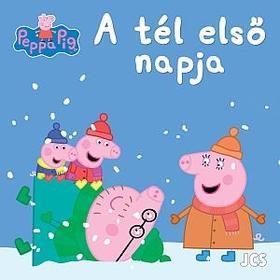 Peppa malac - A tél első napja
