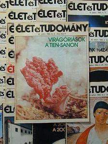 Gyovai Ferenc - Élet és Tudomány 1985. (nem teljes évfolyam) [antikvár]