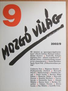 Almási Miklós - Mozgó Világ 2002. szeptember [antikvár]
