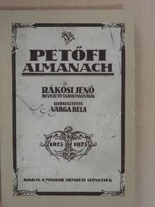 Ábrányi Emil - Petőfi almanach [antikvár]