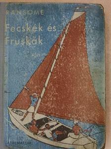 Arthur Ransome - Fecskék és fruskák [antikvár]