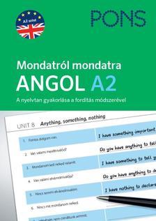 Magdalena Filak, Filip Radej - PONS Mondatról mondatra Angol A2