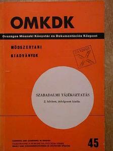 Asztalos György - Szabadalmi tájékoztatás [antikvár]