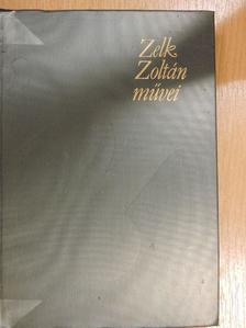 Zelk Zoltán - Keréknyomok az égen [antikvár]