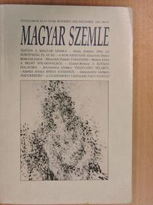 Banga Ferenc - Magyar Szemle 2002. december [antikvár]