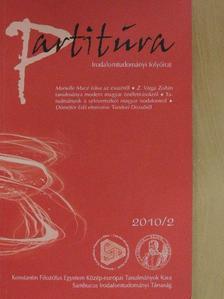 Tóth László - Partitúra 2010/2. [antikvár]