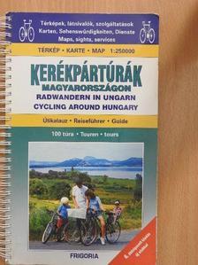 Dr. Fehér György - Kerékpártúrák Magyarországon [antikvár]