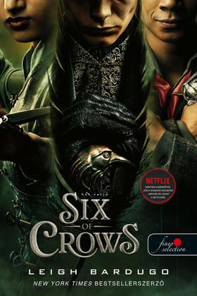 Leigh Bardugo - Six of Crows - Hat varjú (Hat varjú 1.) VP