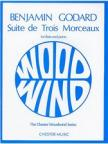 GODARD, BENJAMIN - SUITE DE TRIOS MORCEAUX FOR FLUTE AND PIANO