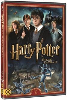 Harry Potter és a titkok kamrája - 2 LEMEZES DVD