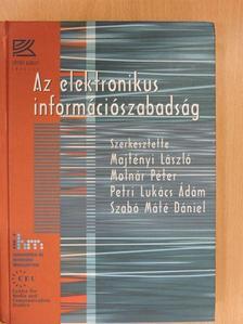 Alexander Dix - Az elektronikus információszabadság [antikvár]