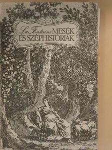 Jean de La Fontaine - Mesék és széphistóriák  [antikvár]