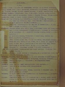 Ilja Ilf - A Tizenkét szék című színdarab eredeti szövegkönyve [antikvár]
