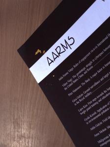 Varga Csilla - AARMS 2012/1-2. [antikvár]