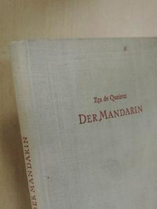 Eca de Queiroz - Der Mandarin [antikvár]