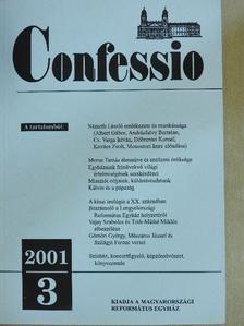 Albert Gábor - Confessio 2001/3. [antikvár]