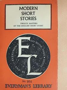 A. E. Coppard - Modern Short Stories [antikvár]