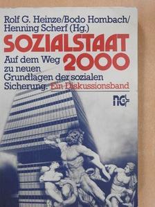 Claus Offe - Sozialstaat 2000 [antikvár]