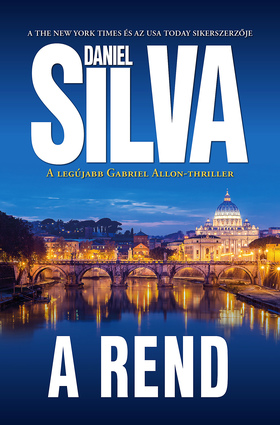 Daniel Silva - A Rend [eKönyv: epub, mobi]