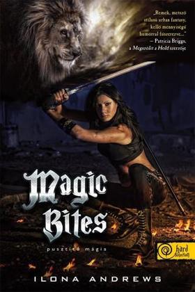 Ilona Andrews - Pusztító mágia - Puha borítós