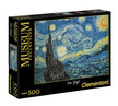 Clementoni Puzzle 500 Van Gogh Csillagos éj