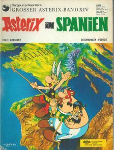 René Goscinny - Asterix in Spanien [antikvár]