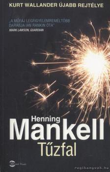 Henning Mankell - Tűzfal [antikvár]
