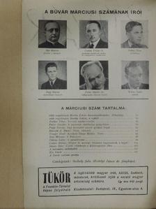 Bán Márton - Búvár 1942. március [antikvár]
