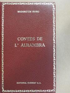 Washington Irving - Contes de L'Alhambra [antikvár]