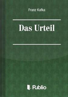 Franz Kafka - Das Urteil [eKönyv: epub, mobi, pdf]