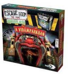 Escape Room - A vidámparkban