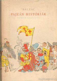 Honoré de Balzac - Pajzán históriák [antikvár]