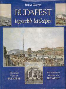Rózsa György - Budapest legszebb látképei [antikvár]