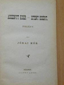 Jókai Mór - Asszonyt kisér - Istent kisért [antikvár]